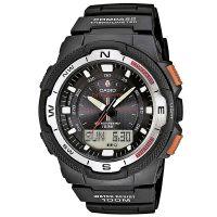 Casio Uhr SGW-500H-1B Herren Analog Digital Schwarz Silber Watch Men NEU & OVP