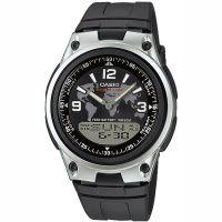 Casio Uhr AW-80-1A2VES Analog Digitaluhr Herren Damen Schwarz Watch NEU & OVP