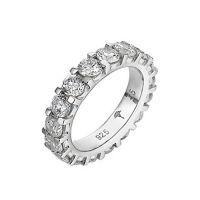 Joop Ring JPRG90565A550 Damen Perlmutt Stein 925er Sterling Silber NEU & OVP
