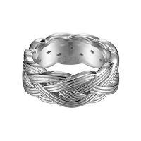 Esprit Ring ESRG91574A170 Damen 925er Sterling Silber Flechtmuster NEU & OVP