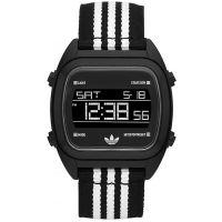 Adidas Uhr ADH2731 Sydney Unisex Herrenuhr Armband Uhr Schwarz Weiß NEU & OVP