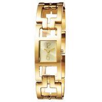 Joop Uhr JP100372003 Damen Edelstahlarmband Gold Watch NEU & OVP