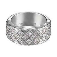 Esprit Ring ESRG91471A190 Damen 925er Sterling Silber Zirkonia NEU & OVP