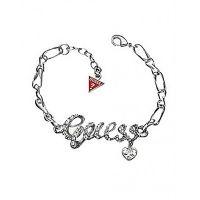 Guess Armband UBB81115 Damen Armkette Schmuck Silber Anhänger Bracelet NEU & OVP