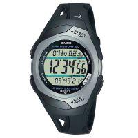 Casio Uhr STR-300C-1V Herren Damen Sport Digitaluhr Armbanduhr Schwarz NEU & OVP