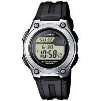 Casio Uhr W-211-1AVES Herren Damen Digital Armbanduhr Schwarz Watch NEU & OVP