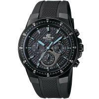 Casio Edifice Herrenuhr EF-552PB-1A2VEF Armbanduhr Schwarz Blau watch NEU & OVP