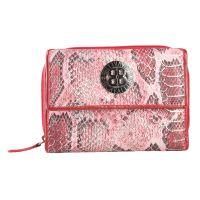 B.Cavalli Geldbörse 48_208_Rosso Brieftasche Damen Portmonee Wallet NEU & OVP