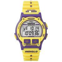 Timex Uhr T5K840 IRONMAN Indiglo Original Digital Unisex Gelb Watch NEU & OVP
