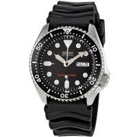 Seiko Uhr SKX007K1 Automatikuhr Herren Taucheruhr Schwarz Divers Watch NEU & OVP