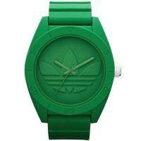 Adidas Uhr ADH2788 Santiago Unisex Analog Herrenuhr Armbanduhr Grün NEU & OVP