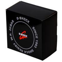 Casio G-Shock Uhr GA-100B-4AER Herren Digital Analog Rot Schwarz Sport NEU & OVP