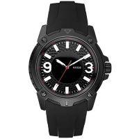 Guess Uhr W10251G1 Owen Herrenuhr Schwarz Weiß Silikon Watch NEU & OVP