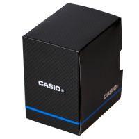 Casio Uhr A168WA-1YES Retro Digital Herren Damen Edelstahl Silber NEU & OVP