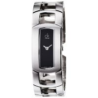 Calvin Klein Uhr K3Y2M111 Dress Damen Edelstahl Silber Swiss Made NEU & OVP