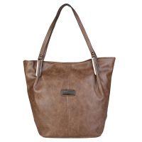 Pierre Cardin Handtasche IZA140_31723_CAMEL Damen Braun Tasche Women NEU & OVP