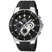 Casio Edifice Herrenuhr EF-552-1AVEF Armbanduhr Schwarz Chronograph NEU & OVP