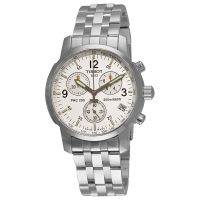 Tissot Uhr T17158632 PRC200 Herren Chronograph Edelstahl Swiss Made NEU & OVP