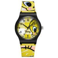Warner Bros Uhr TW-02 Tweety Kinderuhr Gelb Mädchen B-WARE mit Gebrauchsspuren