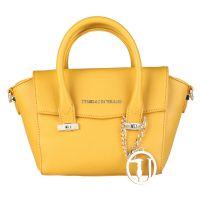 Trussardi Jeans Handtasche 75B497XX_94_OCHRE Damen Gelb Tasche Women NEU & OVP