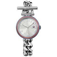Tommy Hilfiger Uhr 1781454 Damenuhr Silber Edelstahl Armbanduhr NEU & OVP