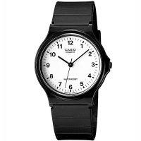 Casio Uhr MQ-24-7BLL Herren Damen Armbanduhr Weiß Schwarz Watch NEU & OVP