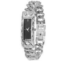 Just Cavalli Uhr R7253129525 Damenuhr Silber Edelstahl Armbanduhr NEU & OVP