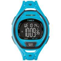 Timex Uhr TW5M01900 IRONMAN SLEEK 50 Digital Herren Damen Blau Schwarz NEU & OVP