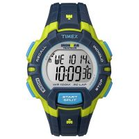 Timex Uhr T5K814 IRONMAN 30-Lap Rugged Full Size Digital Unisex Watch NEU & OVP