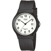 Casio Uhr MW-59-7B Damen Herren Armbanduhr Schwarz Datum Watch Black NEU & OVP