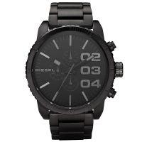 Diesel Uhr DZ4207 Herrenuhr XXL Chronograph Black Edelstahl Watch NEU & OVP