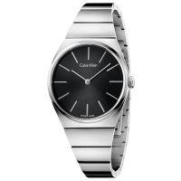 Calvin Klein Uhr K6C2X141 Supreme Damen Edelstahl Silber Swiss Made NEU & OVP