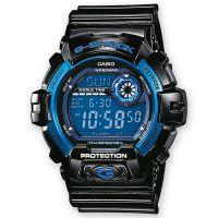 Casio G-Shock Digitaluhr G-8900A-1ER Armbanduhr Herren Schwarz Blau NEU & OVP