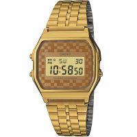 Casio Retro Digitaluhr A159WGEA-9AEF Armbanduhr Herren Damen Gold NEU & OVP