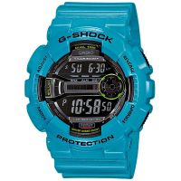 Casio G-Shock Digitaluhr GD-110-2ER Armbanduhr Herren Blau Schwarz NEU & OVP