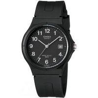 Casio Unisexuhr MW-59-1B Armbanduhr Herren Damen Schwarz watch NEU & OVP