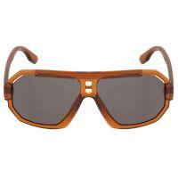 Diesel Sonnenbrille DL0040_6042A Herren Braun Grau Sunglasses Men NEU & OVP