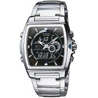 Casio Edifice Uhr EFA-120D-1A Herren Armbanduhr Analog Digital Schwarz NEU & OVP