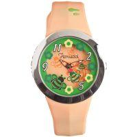 Fiorucci Uhr FR190_4 Kinderuhr Mädchen Orange Grün Children's Watch NEU & OVP