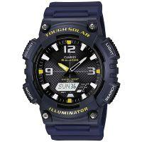 Casio Uhr AQ-S810W-2A Armbanduhr Analog Digital Herren Blau Solar Men NEU & OVP