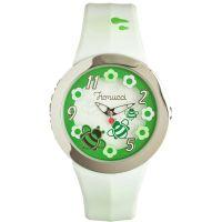Fiorucci Uhr FR190_1 Kinderuhr Grün Weiß Rot Children's Watch NEU & OVP