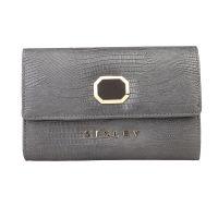 Sisley Geldbörse SIWPU0000017_002 GINNY Grau Damen Portmonee Wallet NEU & OVP
