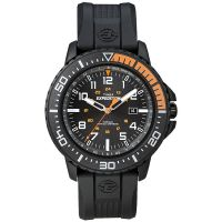 Timex Uhr T49940 EXPEDITION Uplander Herren Schwarz Black Watch Men NEU & OVP