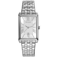 Pierre Cardin Uhr PC107212F12 Belneuf Damen Edelstahl Silber Datum NEU & OVP