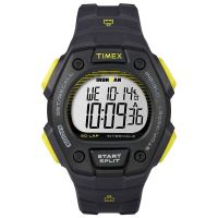 Timex Uhr TW5K86100 IRONMAN Classic 50 Full-Size Digital Black Watch NEU & OVP