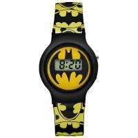 Warner Bros Uhr BM-01 Batman Kinderuhr Jungen Uhr Boys Schwarz Watch NEU & OVP