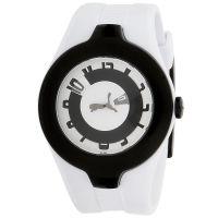 Puma Uhr PU101121002 Dynamic Posh Unisexuhr Analog Schwarz Weiß Watch NEU & OVP