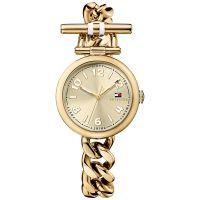 Tommy Hilfiger Uhr 1781456 Bryan Damenuhr Gold Edelstahl Armbanduhr NEU & OVP