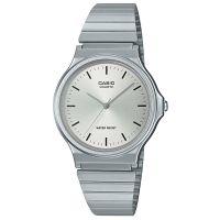 Casio Uhr MQ-24D-7EEF Herren Damen Armbanduhr Edelstahl Silber Watch NEU & OVP