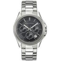 Marc O'Polo Uhr 4210104 Herren Chronograph Edelstahl Silber Datum NEU & OVP